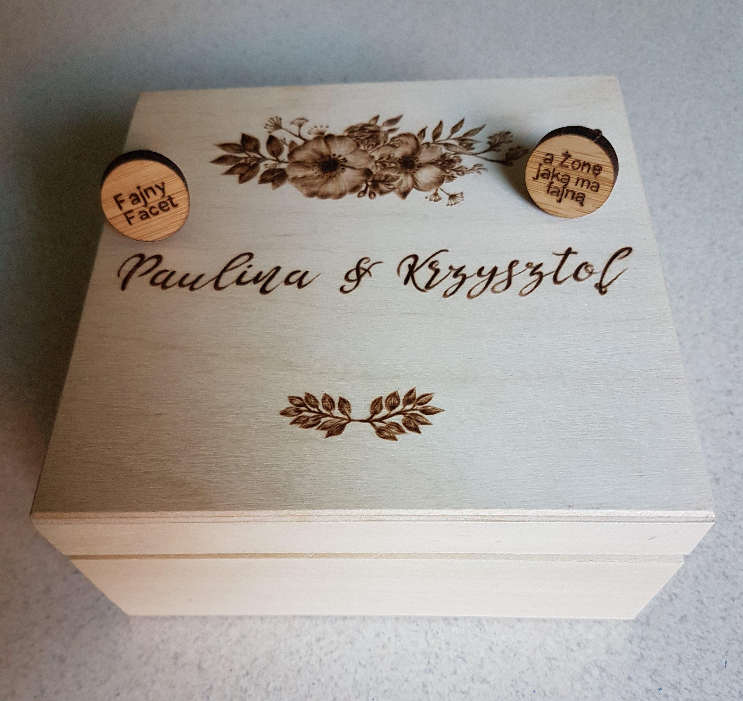 wypalanie w drewnie, sylwia, pirografia, janczyszyn, pyrography, handmade, rękodzieło, pomysł na prezent, pudełko na obrączki, ślub