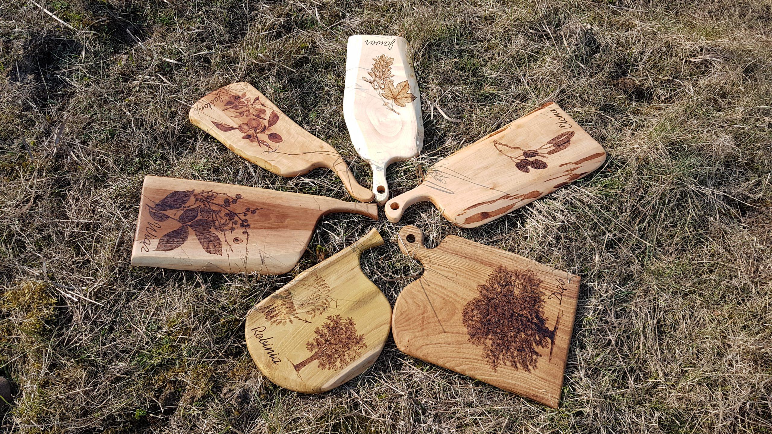 wypalanie w drewnie, sylwia, pirografia, janczyszyn, pyrography, handmade, rękodzieło, pomysł na prezent, deska, prezent dla kucharza