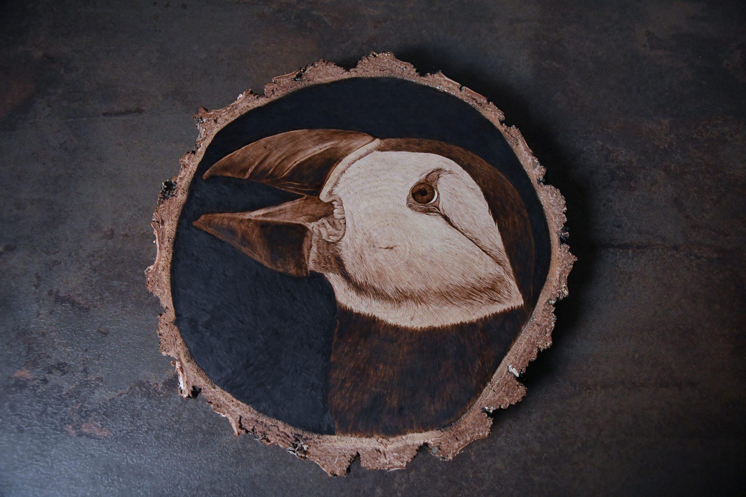 wypalanie w drewnie, sylwia, pirografia, janczyszyn, pyrography, handmade, rękodzieło, pomysł na prezent, maskonur