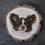 wypalanie w drewnie, sylwia, pirografia, janczyszyn, pyrography, handmade, rękodzieło, pomysł na prezent, zwierzęta