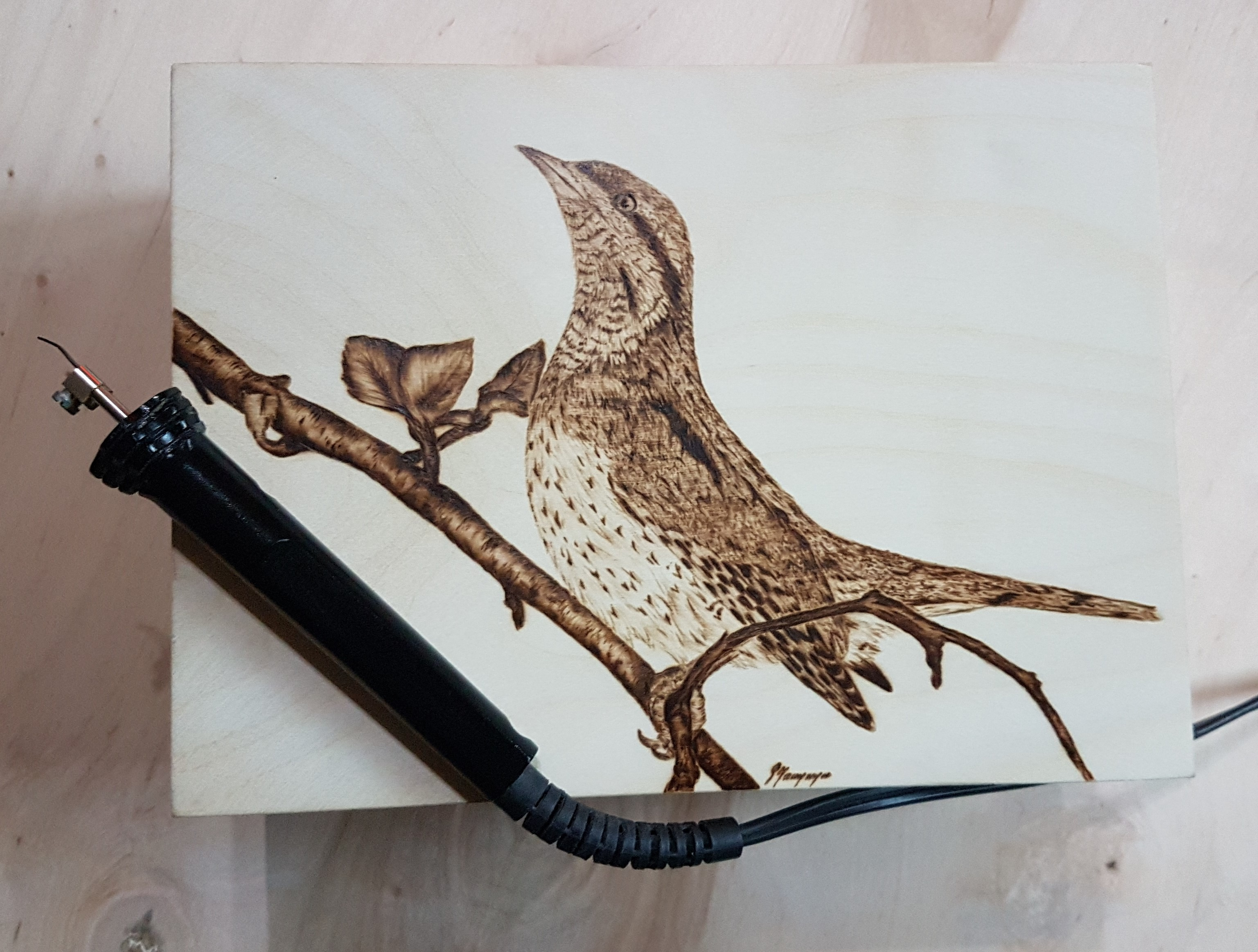 wypalanie w drewnie, sylwia, pirografia, janczyszyn, pyrography, handmade, rękodzieło, pomysł na prezent, pudełko na biżuterię, krętogłów